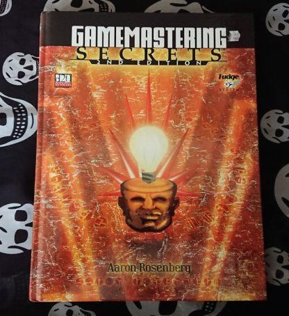 FUDGE GM secrets 2e cover
