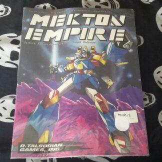 Mekton Empire sourcebook c1 cover
