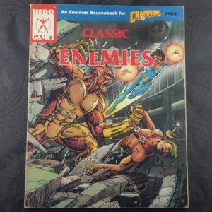 Classic enemiesGplus1