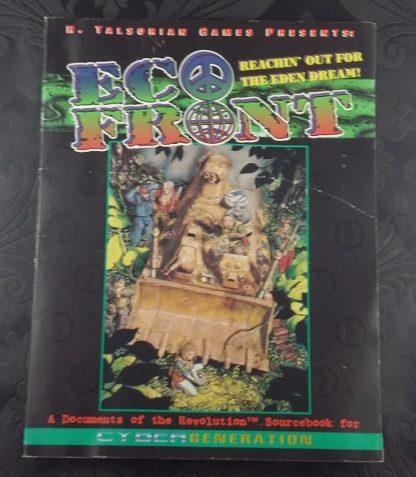 Ecofront Cyberpunk