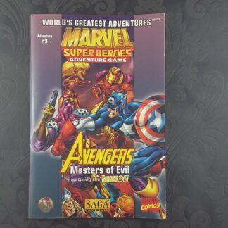 Marvel Superheroes SAGA
