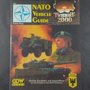 NATO vehicleguide Twilight2000
