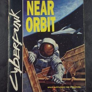 Near Orbit Cyberpunk