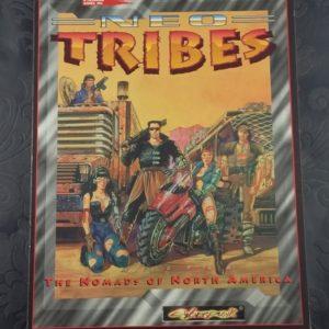 Neo Tribes Cyberpunk