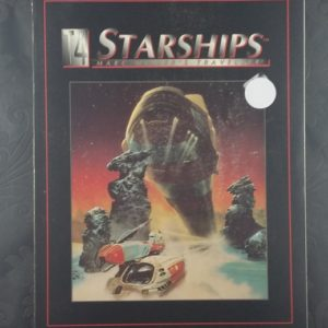 Traveller rpg T4 Starships