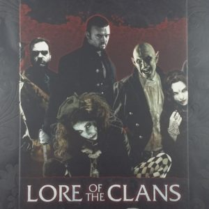 Vtm Lore of the Clans Storyteller screen