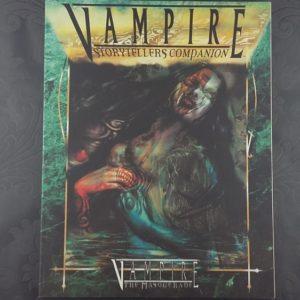 Vtm Storytellers Companion 1998
