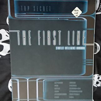 Star Trek TNG rpg First Line cover