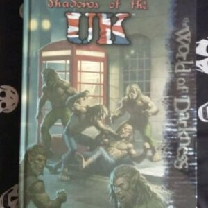 Shadows of the UK cover NWoD Wtf