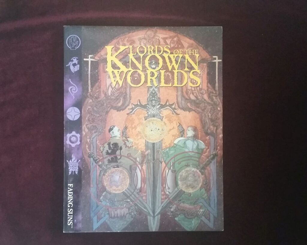 Fading Suns 2e Lords of the Known Worlds