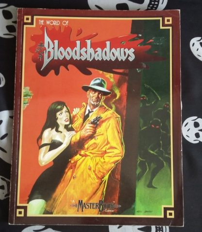 World of bloodshadows cover