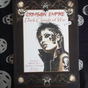 Crimson Empire RPG Dark Clouds of War sup