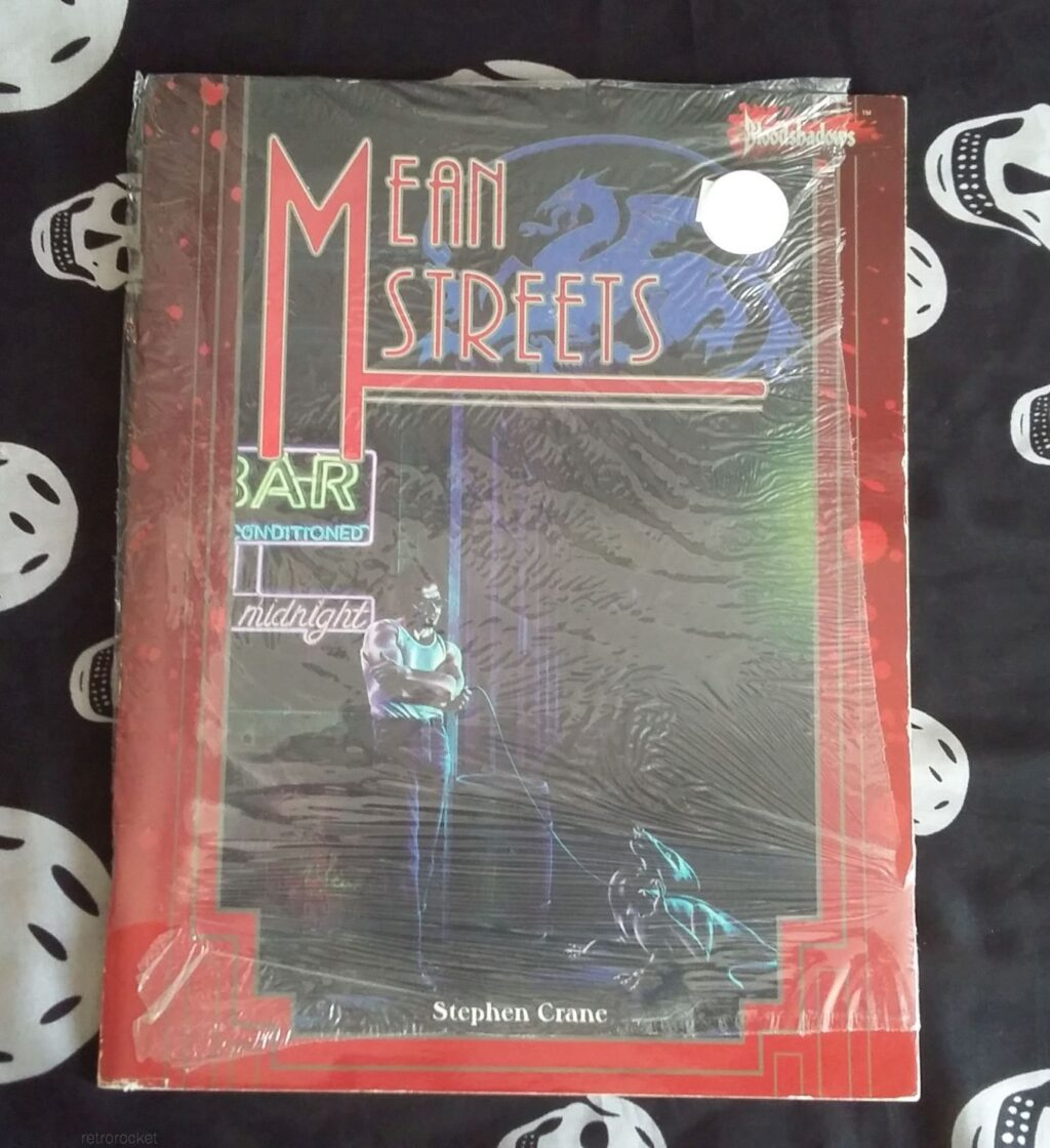 MeanStreets cover bloodshadows rpg