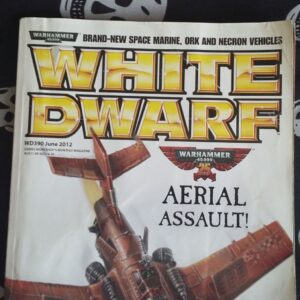 White Dwarf issue 390 June 2012