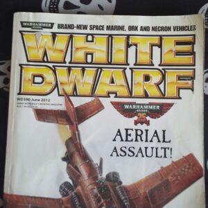 White Dwarf issue 390 June 2012