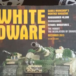 White Dwarf issue 408 cover cropped