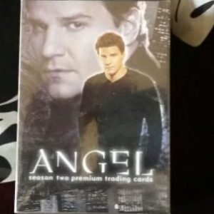 Angel Trading cards Series 2 2001