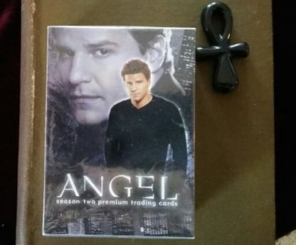 Angel trading cards 2001