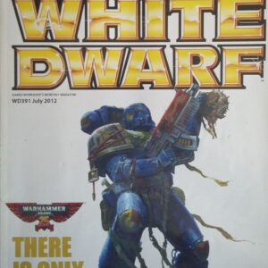 White Dwarf issue 391 cover cropped