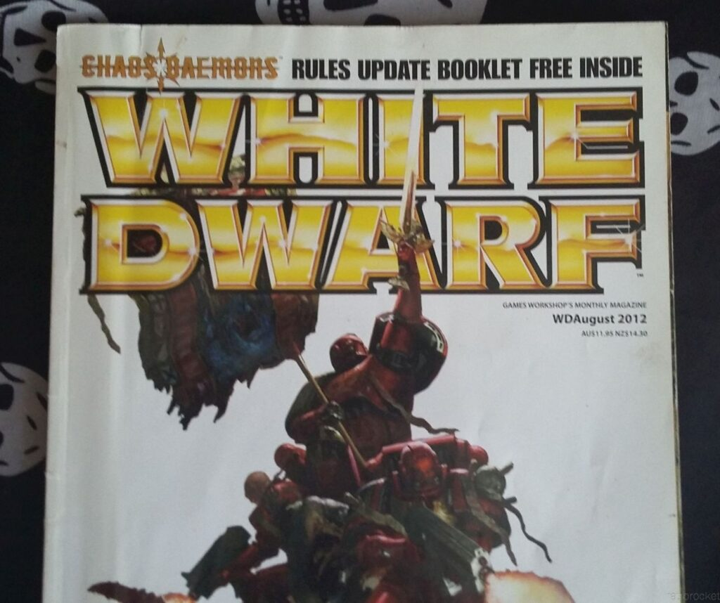 White Dwarf issue 392 cropped cover