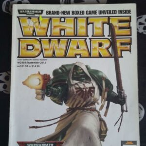 White dwarf 393 cover cropped