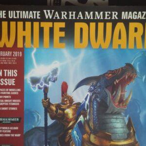 White Dwarf Feb 2019