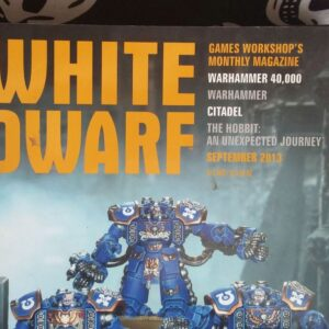 White Dwarf issue 405 cover cropped