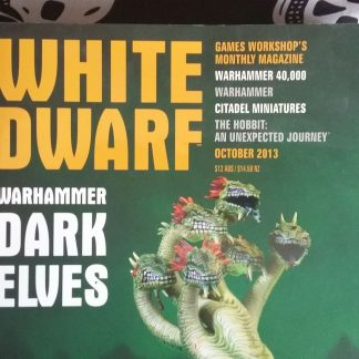 White Dwarf issue 406 cover cropped