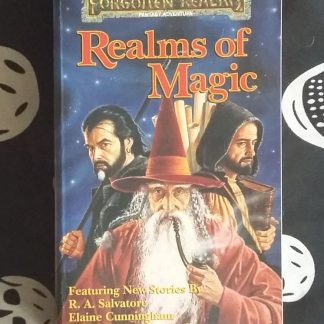 Realms of Magic cover