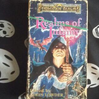 Ralms of Infamy cover