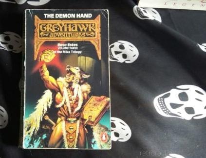 Greyhawk Novel Book III