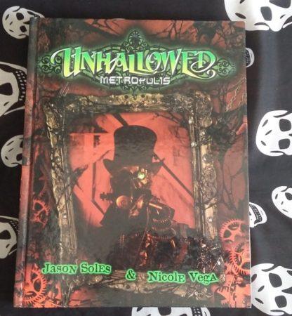 Unhallowed Metropolis 1e cover