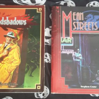 World of Bloodshadows rpg bundle covers