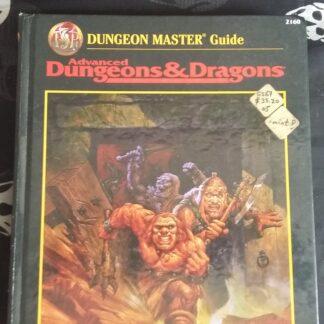 AD&D 2.5 DMG cover